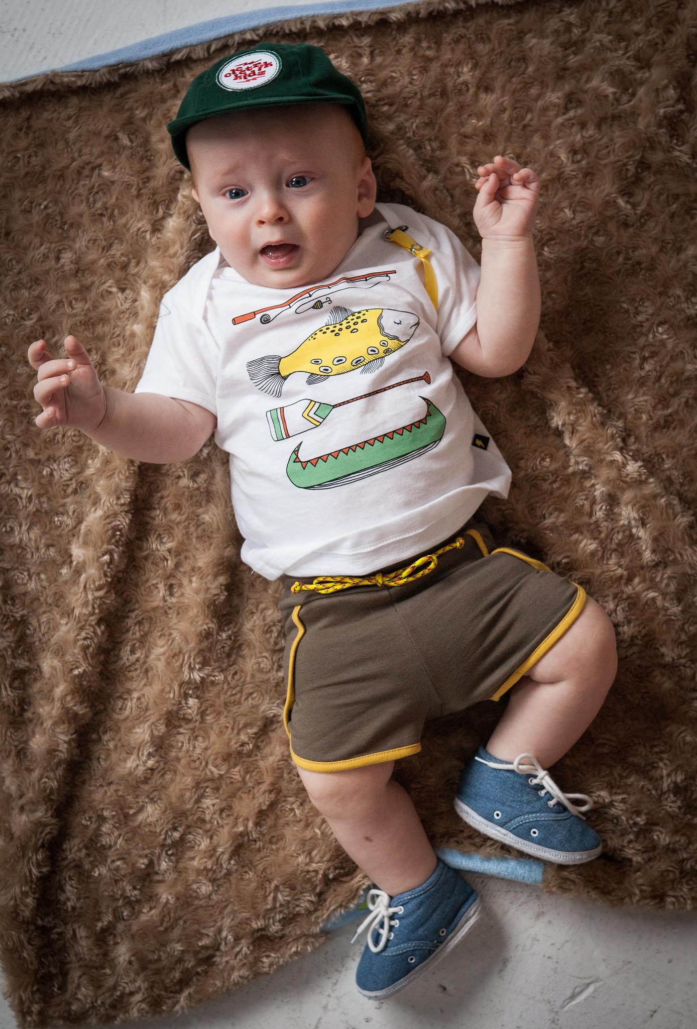 look bébé, enfant, vêtements, Électrik kidz