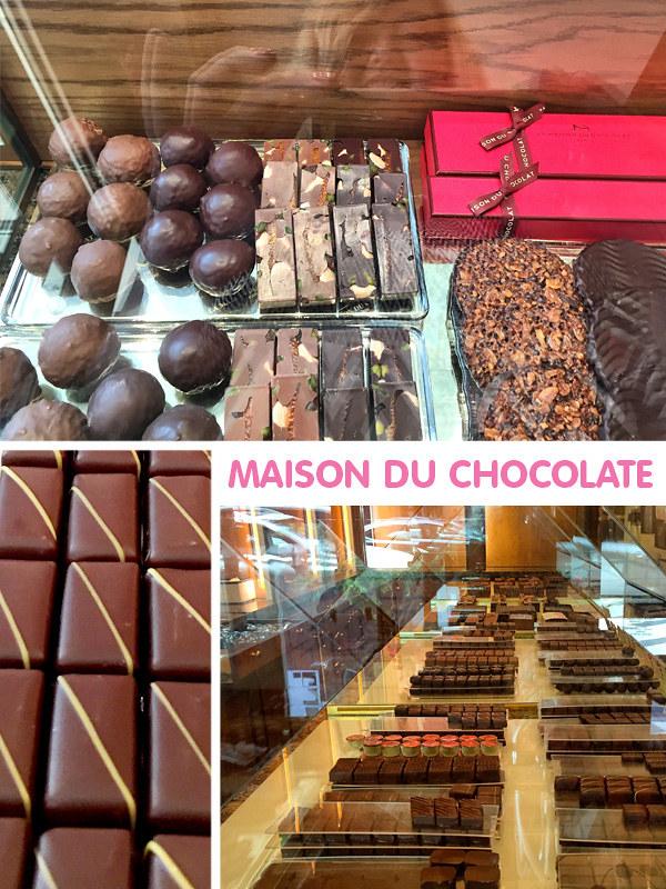 Maison du Chocolate