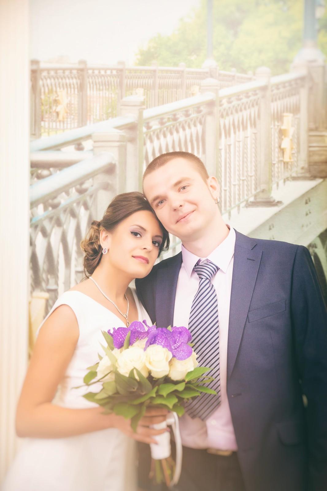 Свадебные фотографии Леськи и Николая