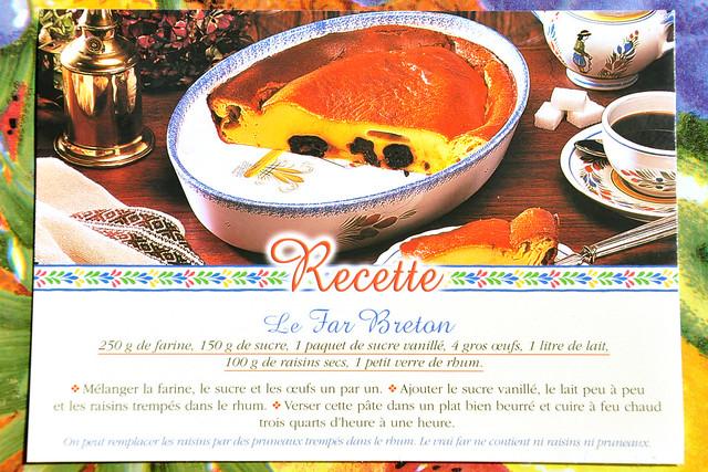 Rezept Recette Far Breton