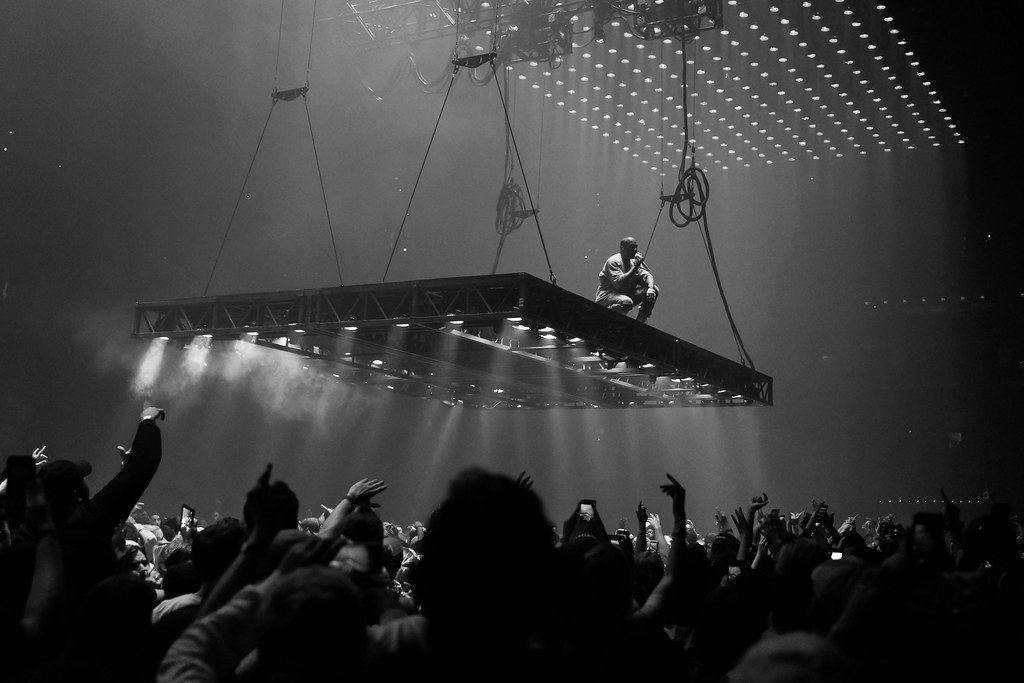 ... Kanye West: Saint Pablo Tour @ TD Garden (Boston, MA) | By Design