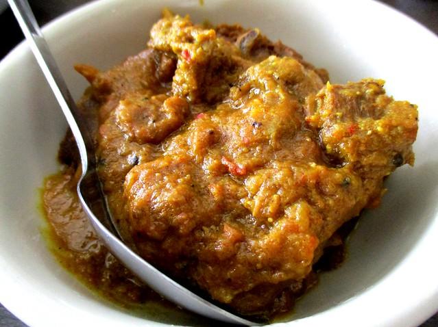 Payung Cafe lamb masala 1