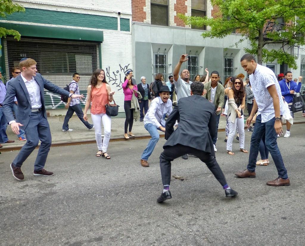 Nuyorican Poets Cafe block party