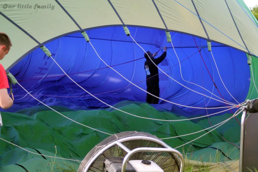 un vol en montgolfière pas à pas 16