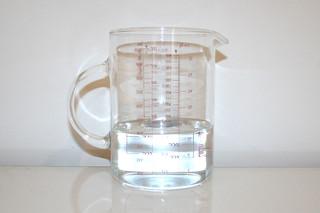 15 - Zutat Wasser / Ingredient water