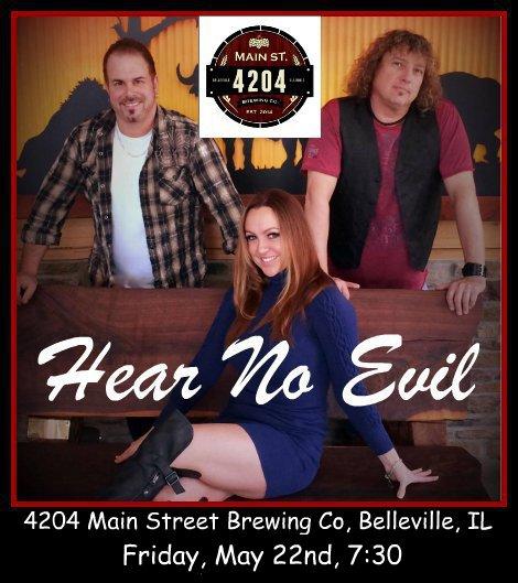 Hear No Evil 5-22-15