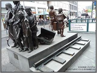 תחנה שנייה בסיור המודרך יהדות ברלין והרייך השלישי