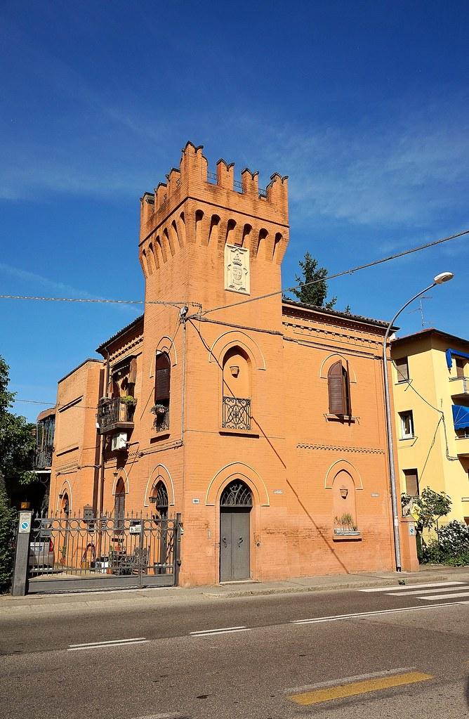 Bologna insolita bologna via francesco zanardi for Tre stelle arreda bologna
