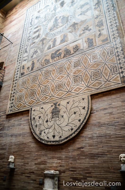 museo de arte romano de mérida
