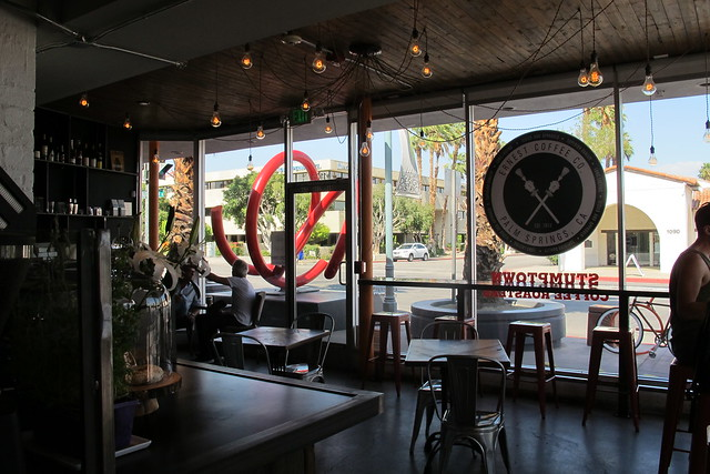 Ernest Coffee Co. Palm Springs