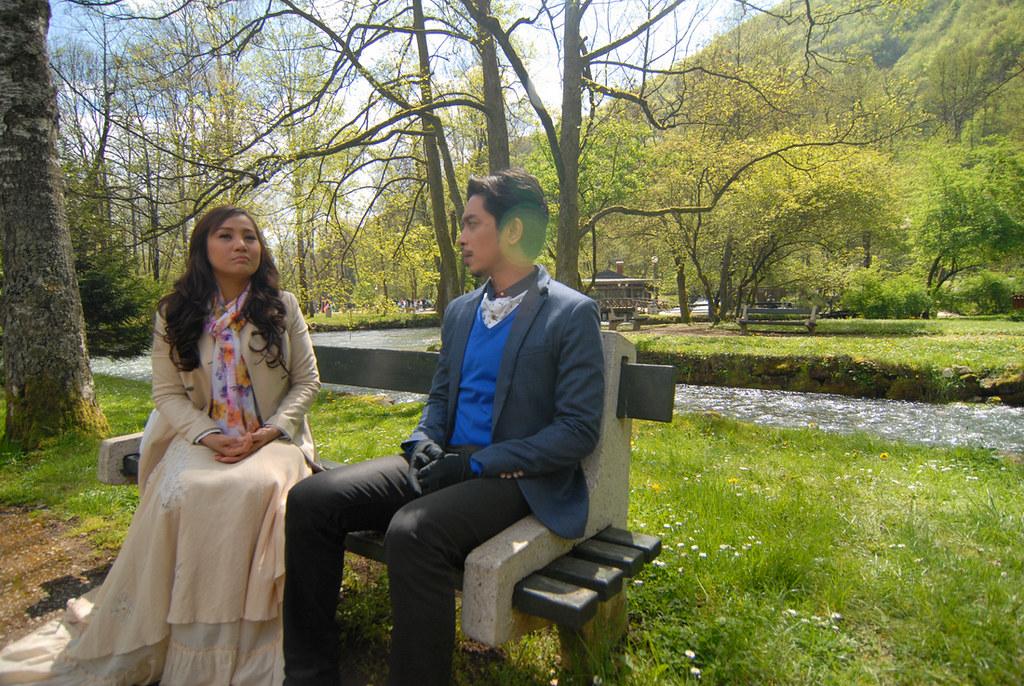Yana Samsudin & Iqram Dinzly di Bosnia Dalam Drama KALAU HATI INI RAMA-RAMA