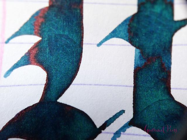 Ink Shot Review Montblanc Meisterstuck Blue Hour Twilight Blue (10)
