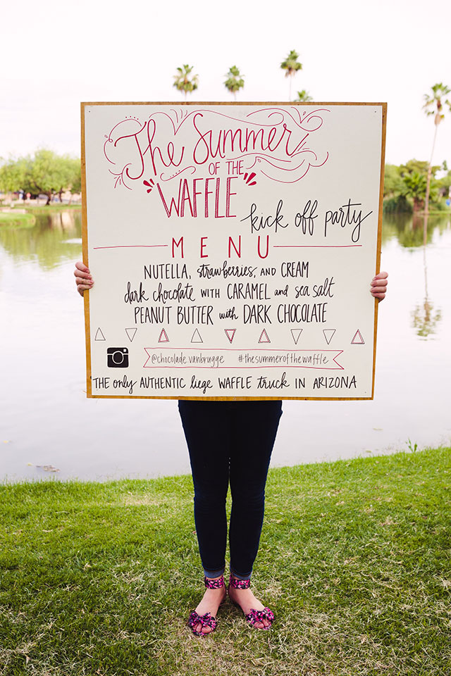 The Summer of the Waffle