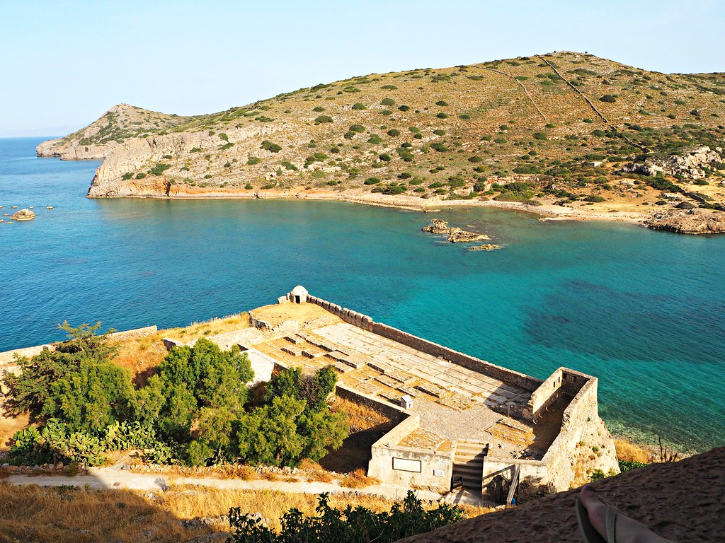 Spinalonga Island Crete Greece 17