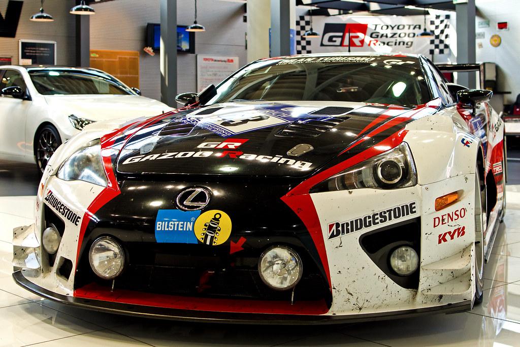 Gazoo Racing S Toyota 86 Scion Fr S In Toyota Megaweb Hi Flickr