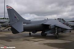 ZG508 - P79 - Royal Air Force - British Aerospace Harrier GR9 - Waddington - 070701 - Steven Gray - CRW_2865