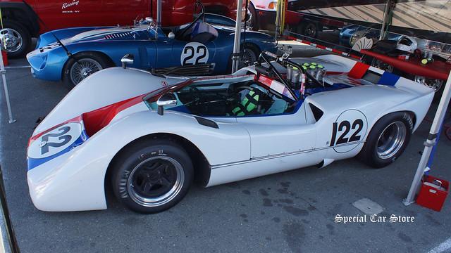 1968 McLaren M6B Historic Racing Car