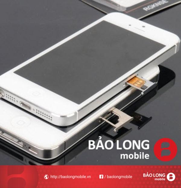 Cửa hàng chuyên kinh doanh sim ghép iphone 5 giá rẻ tại SG