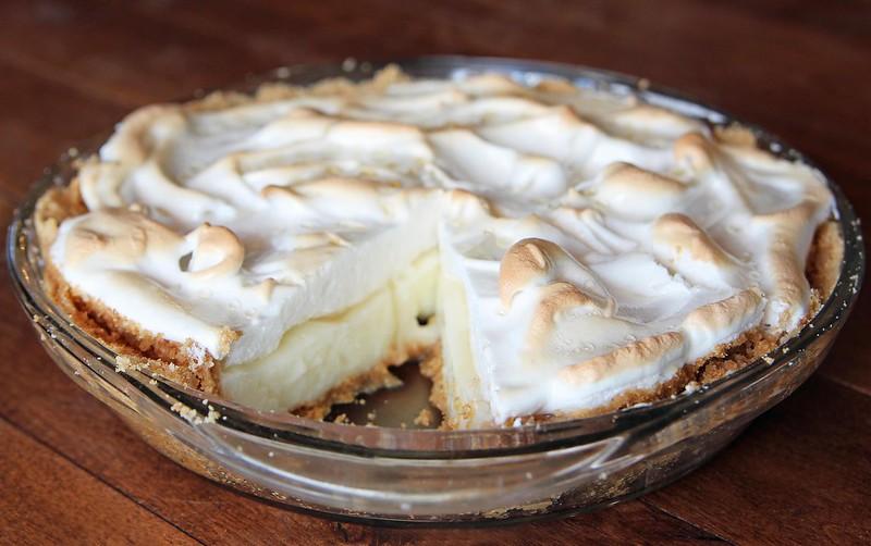 Farmer's Favourite Flapper Pie