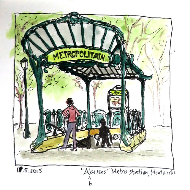 2015_05_11_Abbesses Metro station