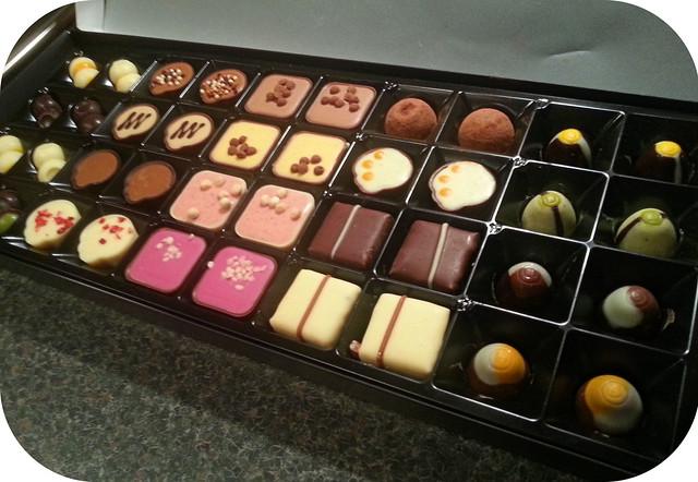 Hotel Chocolat Tasting Club Summer Desserts