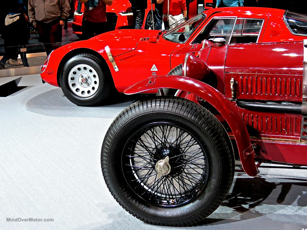 Alfa Romeo 8C Monza TZ2 NYIAS