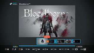 SHAREfactory: Bloodborne theme