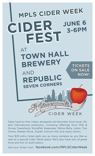 Cider Fest Poster