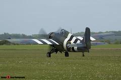G-RUMW JV579 F - 5765 - The Fighter Collection - Grumman FM-2 Wildcat - Duxford, Cambridgeshire - 150523 - Steven Gray - IMG_4230