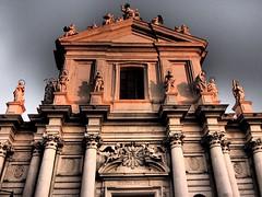 Venice Italy - I Gesuiti - Church of Santa Maria Assunta