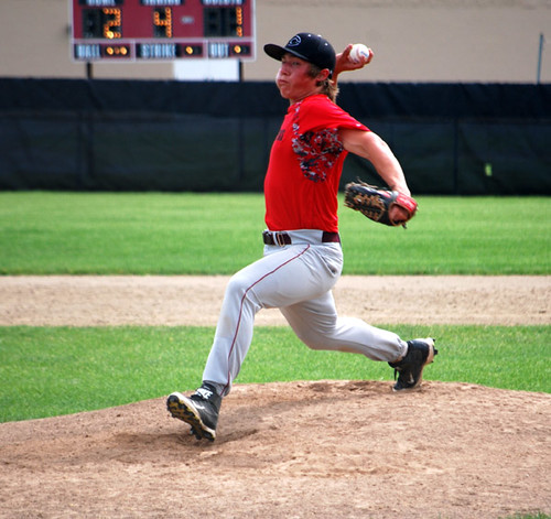 Summerhawks pitcher