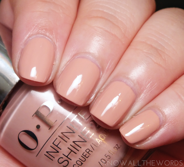 opi hurry up and wait infinite shine summer 2016