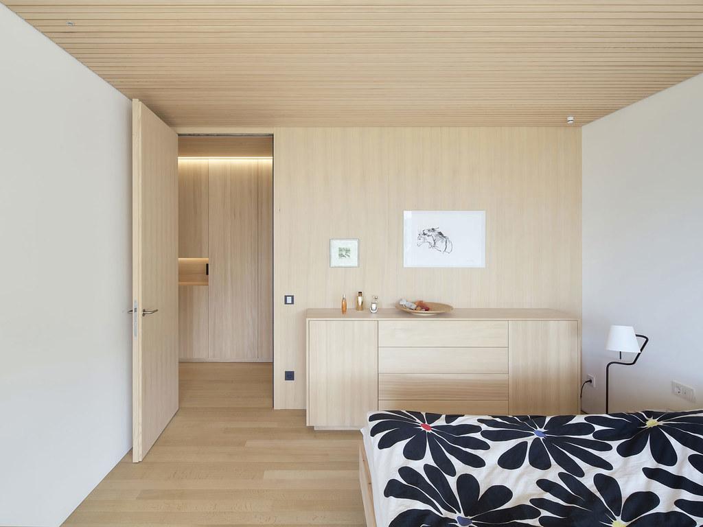 Деревянный дом в Австрии. Проект Dietrich | Untertrifaller