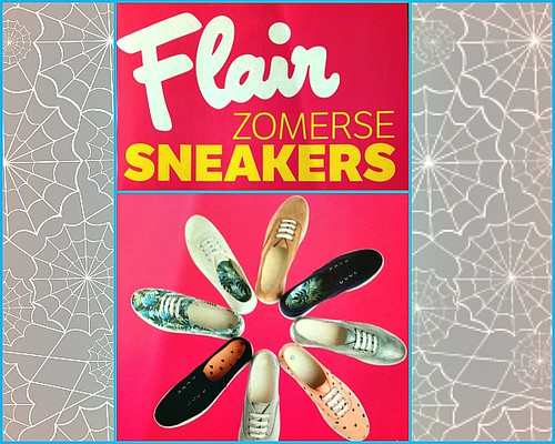 Flair Zomerse Sneakers