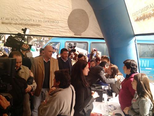 Centro de Atención Ciudadana en Rosario de la Frontera