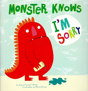 Monster Knows I'm Sorry | by Vernon Barford School Library