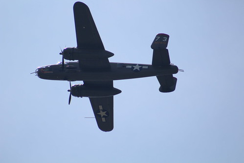 C: B-25 Mitchell
