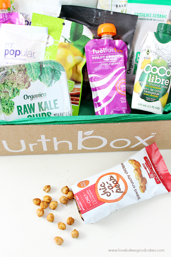 UrthBox is the best way for you and your family to discover healthy new snacks & beverages! We are a monthly subscription box company that offers over 20 different box options including Classic, Gluten Free, Vegan and Diet. #ad