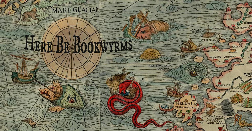 Here Be Bookwyrms