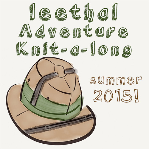 Adventure Knit-a-long 2015!
