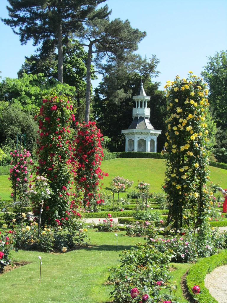 La Clairiere Bois De Boulogne - France Paris Bois de Boulogne Parc de la Bagatelle u2026 Flickr