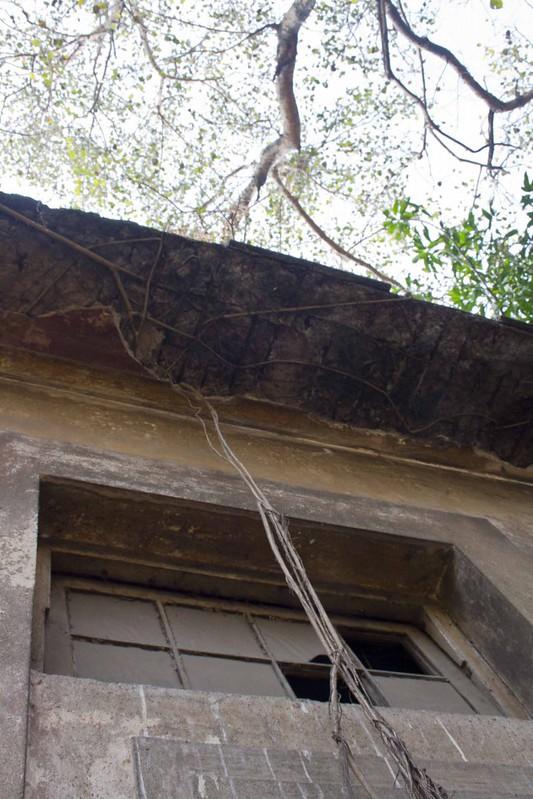 Roof of Mayo Hospital or Hari Dass Saha Institute - Kolkata, India