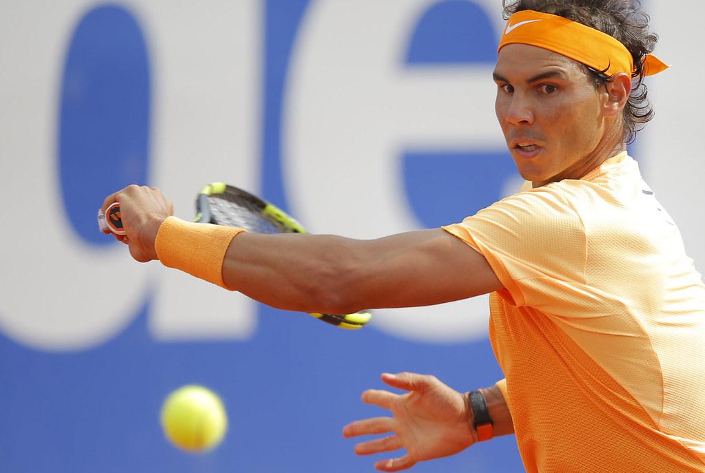 Rafael Nadal將挑戰法網第10冠。(達志影像資料照)