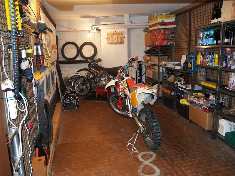 Ube's Garage