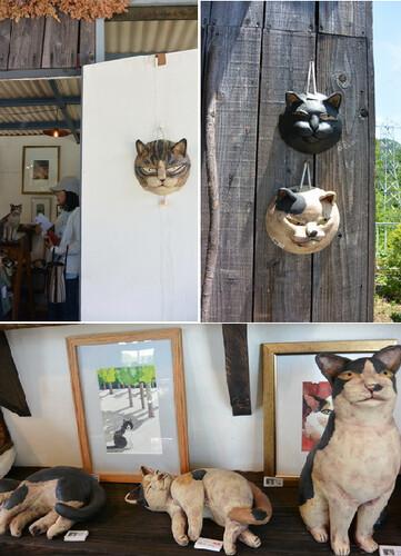 アートビレッジ 猫