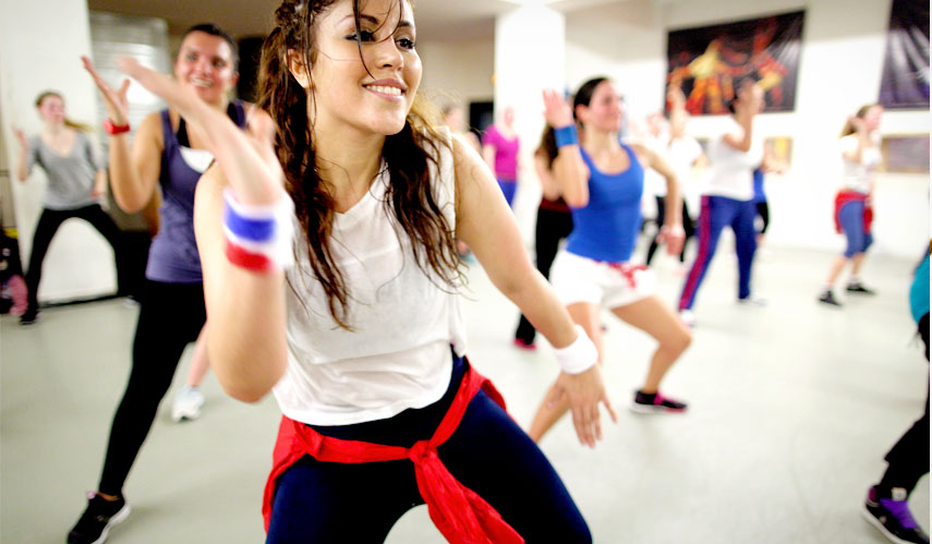 Zumba fitness in addiction recovery
