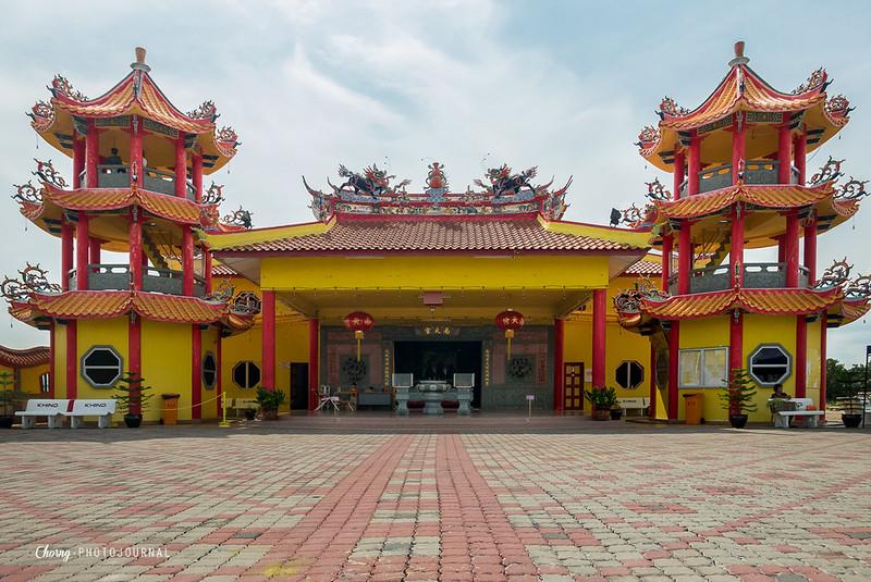 nan tian gong temple sekinchan
