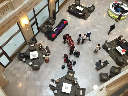 Aloft Detroit hotel