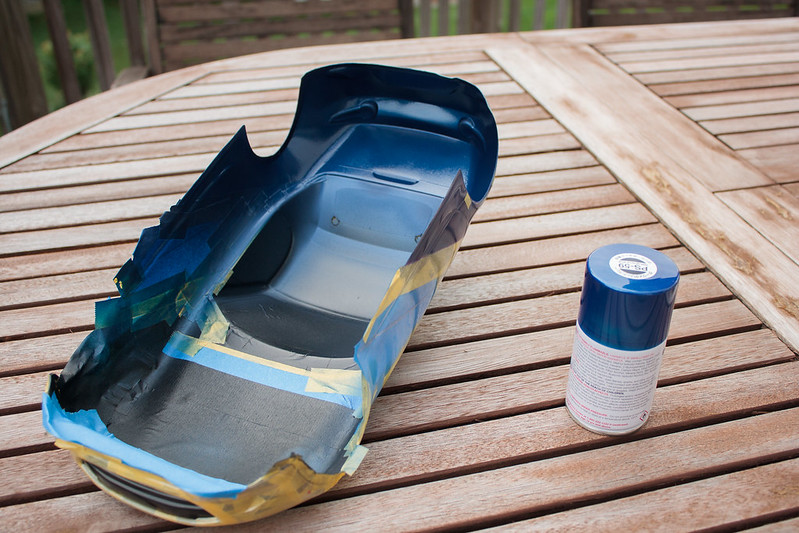 How To Remove Paint Overspray From Lexan