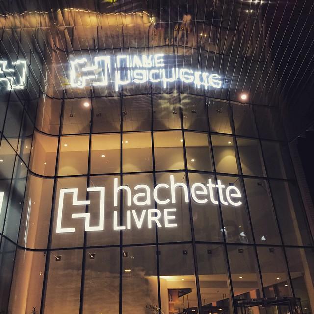 Immeuble groupe Hachette Livre